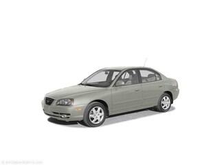 Used 2004 Hyundai Elantra GLS Sedan 0H79874A near San Antonio, TX