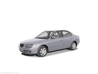 2004 Hyundai Elantra GLS Sedan