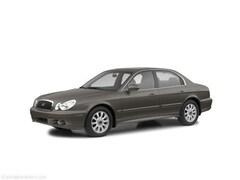 2004 Hyundai Sonata GLS Sedan