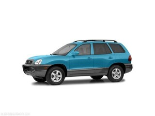 Used 2004 Hyundai Santa Fe GLS SUV for sale in Grand Rapids, MI