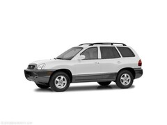 Pre-Owned 2004 Hyundai Santa Fe SUV for sale in Lima, OH
