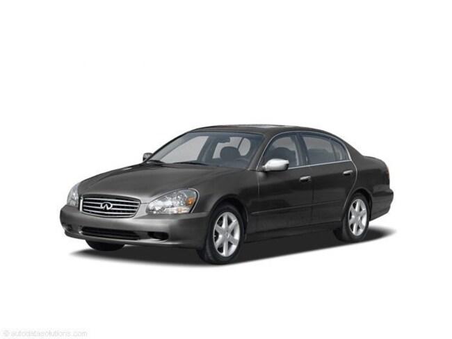 2004 INFINITI Q45 Luxury Sedan