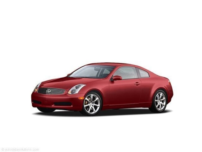 Used 2004 INFINITI G35 Coupe for sale in Chicago Area