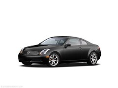 2004 INFINITI G35 Base Coupe