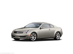 2004 INFINITI G35 Coupe Coupe