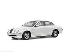2004 Jaguar S-TYPE 3.0L V6 Sedan