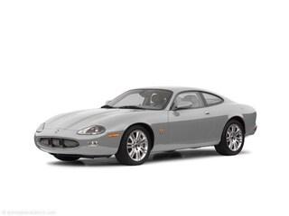 2004 Jaguar XK8 XKR Coupe