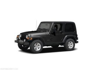 2004 Jeep Wrangler X X near Houston