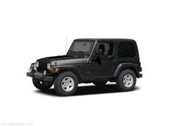 2004 Jeep Wrangler Rubicon 2D Sport Utility