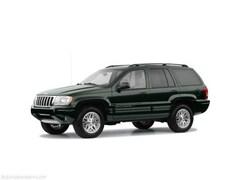 2004 Jeep Grand Cherokee UP SUV