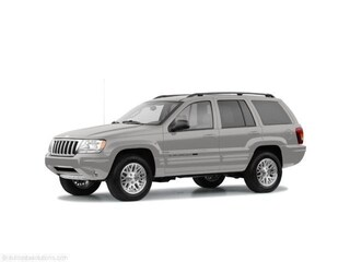 Used 2004 Jeep Grand Cherokee Laredo SUV X20754A for sale in St. Peters, MO