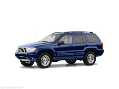 2004 Jeep Grand Cherokee Limited Limited  SUV