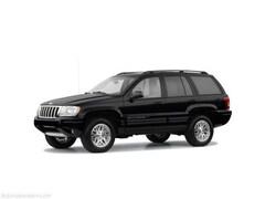 2004 Jeep Grand Cherokee Overland 4WD