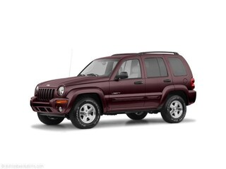 2004 Jeep Liberty Limited Sport Utility