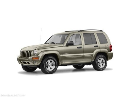 Pre-Owned 2004 Jeep Liberty 4dr Sport 4WD SUV for sale in Springfield, IL