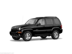 2004 Jeep Liberty Sport SUV