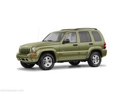 2004 Jeep Liberty Renegade SUV