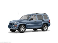 Used 2004 Jeep Liberty Limited Edition SUV 721636A for sale in York, PA