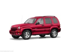 2004 Jeep Liberty Limited Edition SUV