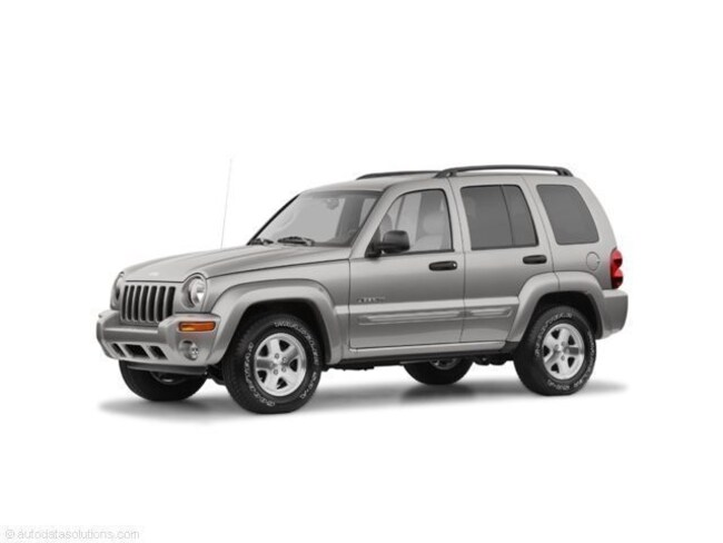 Bargain Used 2004 Jeep Liberty Limited Edition SUV in Terre Haute, IN