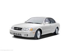 2004 Kia Optima LX 4dr Sdn  Manual Sedan