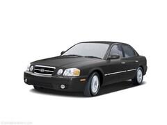 2004 Kia Optima EX V6 Sedan