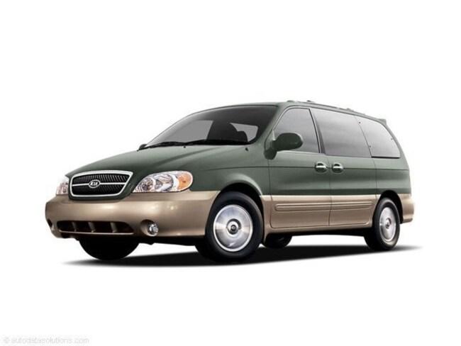 2004 Kia Sedona Van