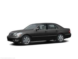 2004 LEXUS LS Sedan