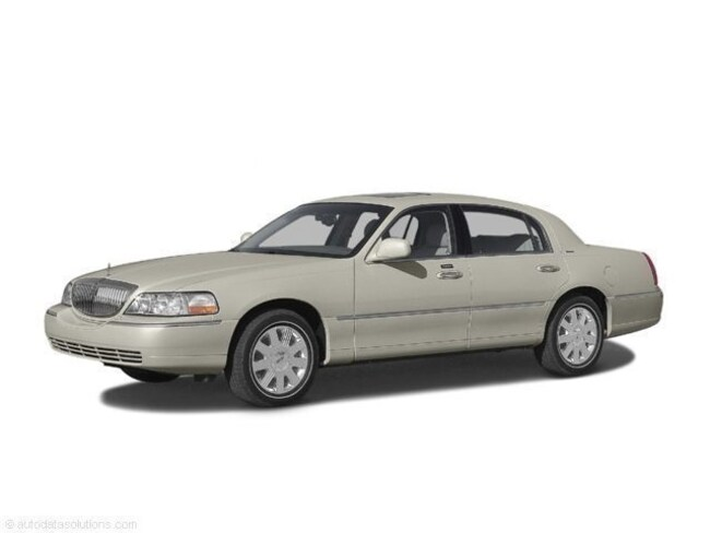 Used 2004 Lincoln Town Car Ultimate For Sale In Willimantic Ct Vin