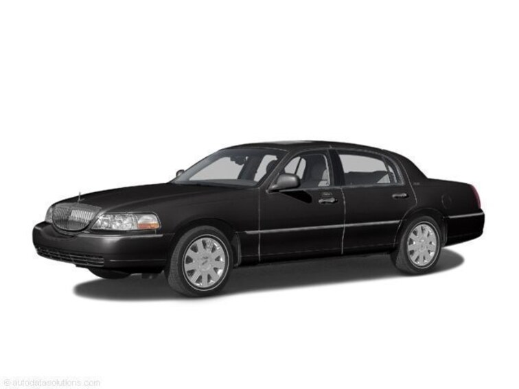 Used 2004 Lincoln Town Car Ultimate For Sale In Joliet Il Near