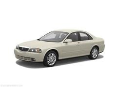 Used 2004 Lincoln LS Sedan