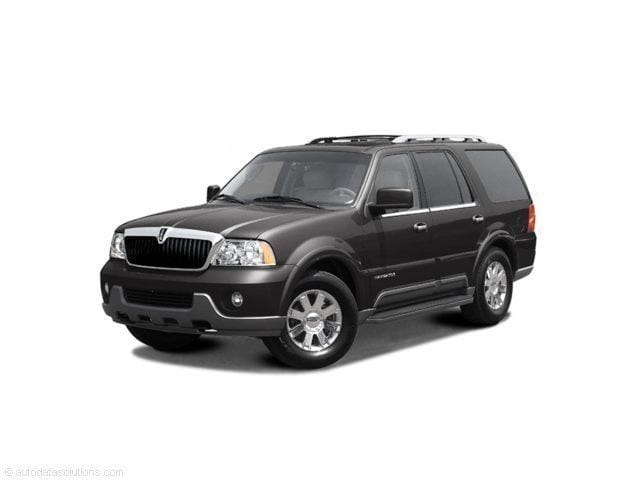 2004 Lincoln Navigator SUV
