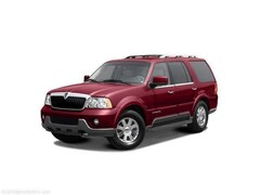 Used 2004 Lincoln Navigator Ultimate Package 4x4 with Navigation, Moon Roof, D 4WD Ultimate