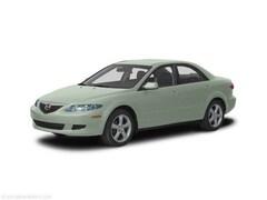 Bargain used vehicles 2004 Mazda Mazda6 i Sedan for sale near you in Spokane, WA