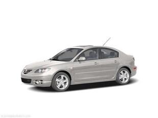 2004 Mazda Mazda3 s Sedan
