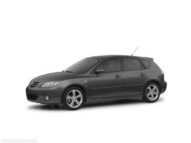 2004 Mazda Mazda3 S Hatchback