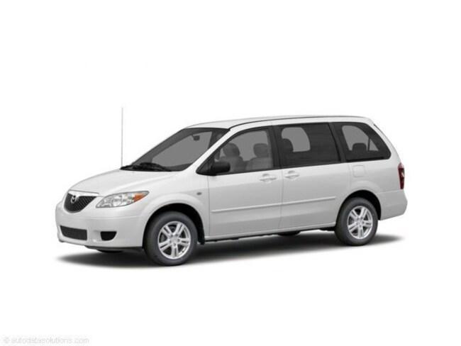 Used Car Dealer 2004 Mazda Mpv On Sale Now