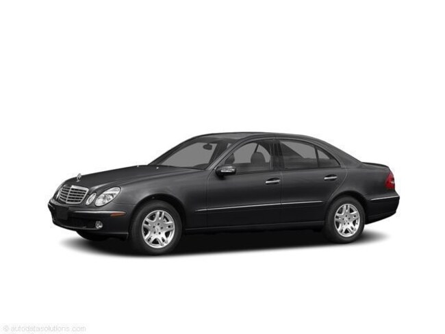 2004 Mercedes-Benz E-Class 3.2L Sedan