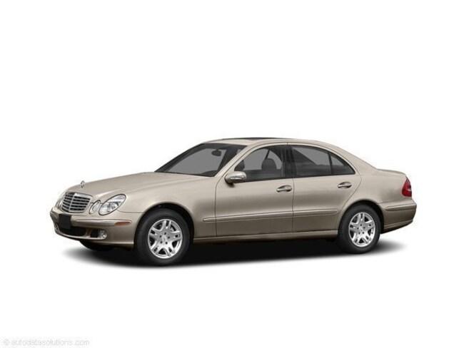 2004 Mercedes-Benz E-Class Base Sedan