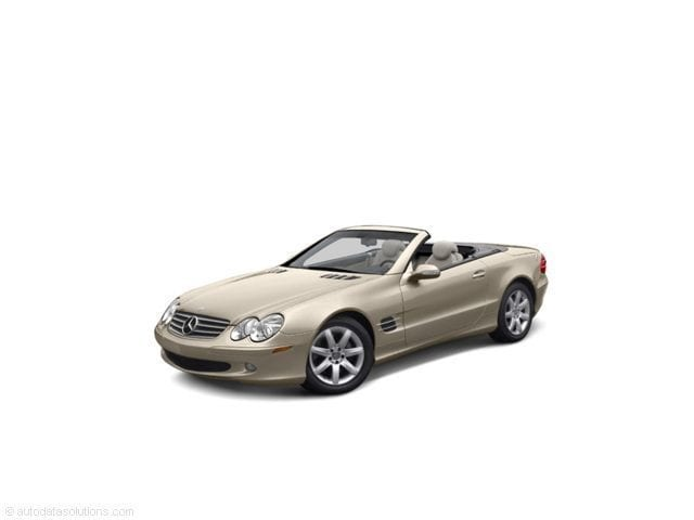 Used 2004 Mercedes Benz SL Class Convertible Sanford