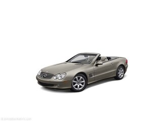Used 2004 Mercedes-Benz SL-Class Base Convertible for sale in Denver, CO