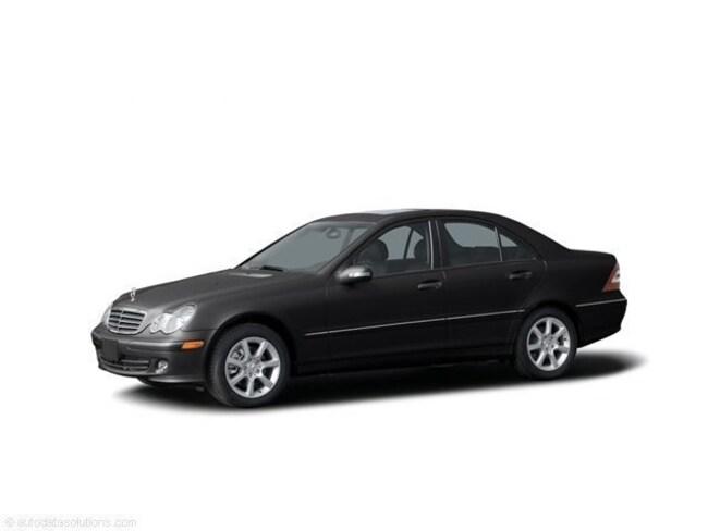 2004 Mercedes-Benz C-Class 1.8L Sedan