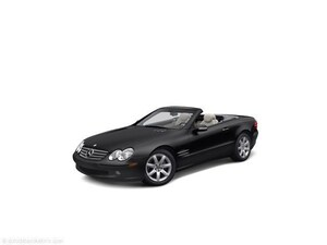 Used 2004 Mercedes-Benz SL-Class For Sale | Bourbonnais IL  Stock