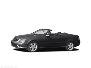 2004 Mercedes-Benz CLK CLK 500 Convertible