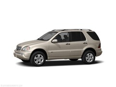 Used 2004 Mercedes-Benz M-Class Base SUV 4JGAB57E94A465692 for sale in Huntington, WV