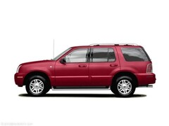 2004 Mercury Mountaineer Premier