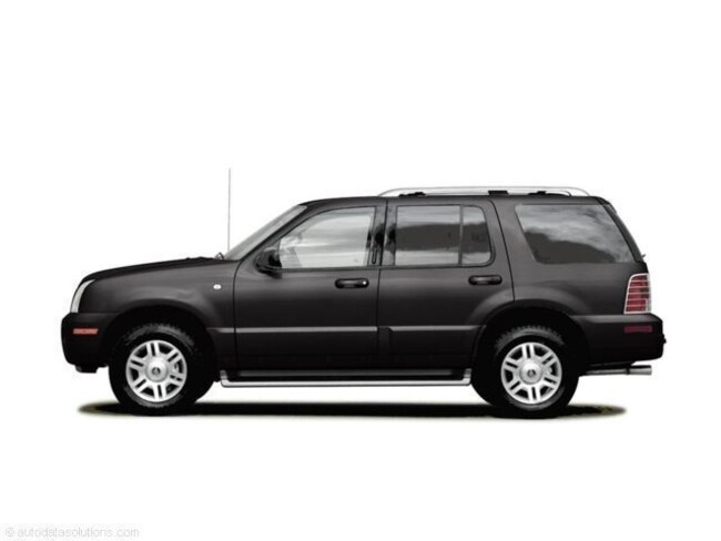 2004 Mercury Mountaineer 4.6L V8 SUV