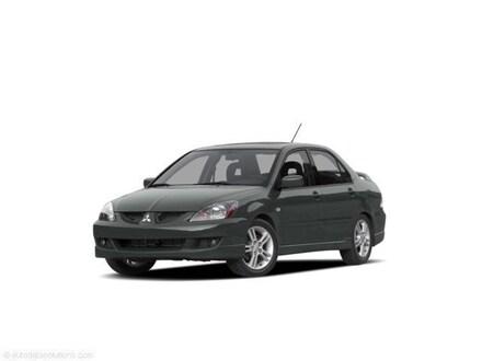 2004 Mitsubishi Lancer ES Sedan