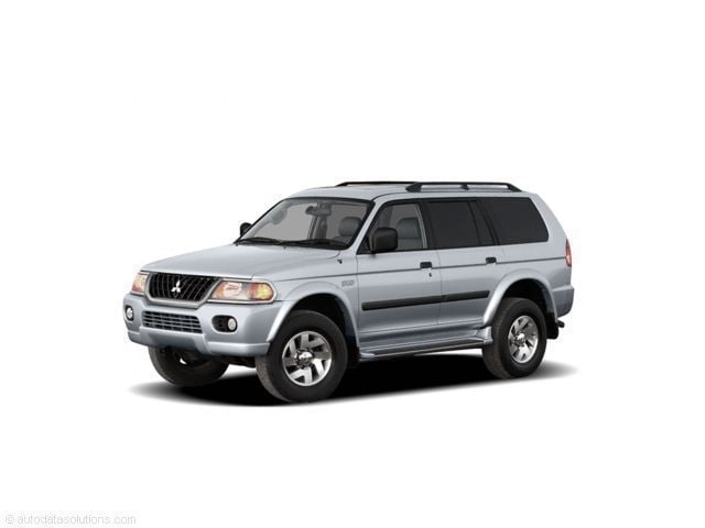 Pre Owned 2004 Mitsubishi Montero Sport XLS SUV For Sale In East Silver  City,