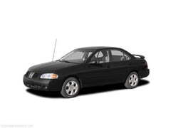Used 2004 Nissan Sentra 1.8 Sedan for sale in Anson, TX